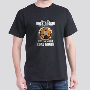 I Love A Coal Miner Shirt T-Shirt