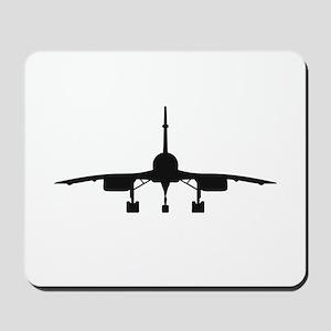 Aerospatiale BAC Concorde (parked) Mousepad