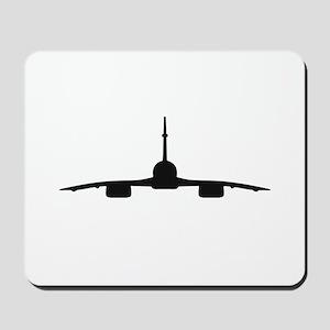 Aerospatiale BAC Concorde (front) Mousepad