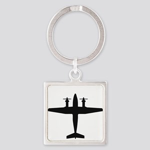 Beech King Air 300 (top) Keychains