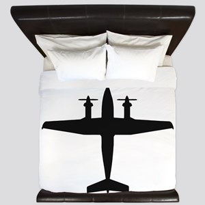 Beech King Air 300 (top) King Duvet