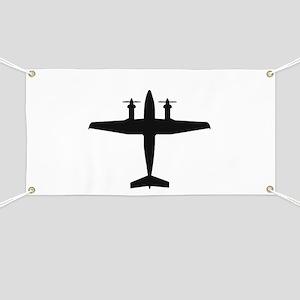 Beech King Air 300 (top) Banner
