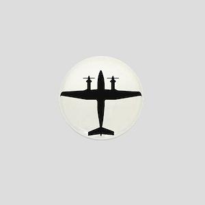 Beech King Air 300 (top) Mini Button