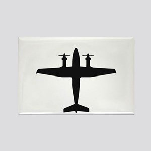 Beech King Air 300 (top) Magnets