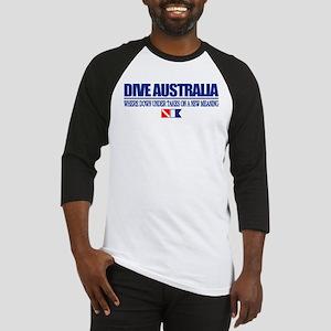Dive Australia 2 Baseball Jersey