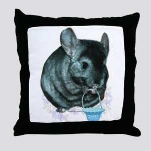 Chinny Basket Throw Pillow