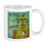 Humanity Beacon Project Mugs