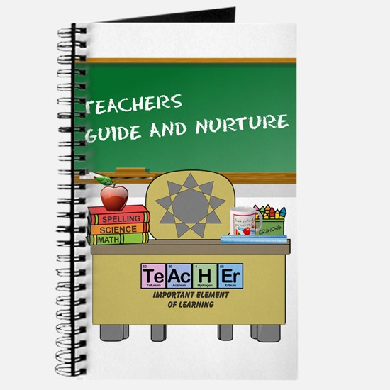 Teachers Guide And Nurture Journal