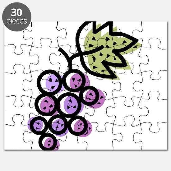 GRAPES [1 lt purple] Puzzle