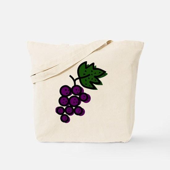 GRAPES [1] Tote Bag