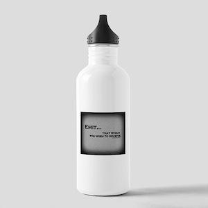 Golden Rule Water Bottle