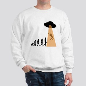 Alien UFO Abduction Evolution Jumper