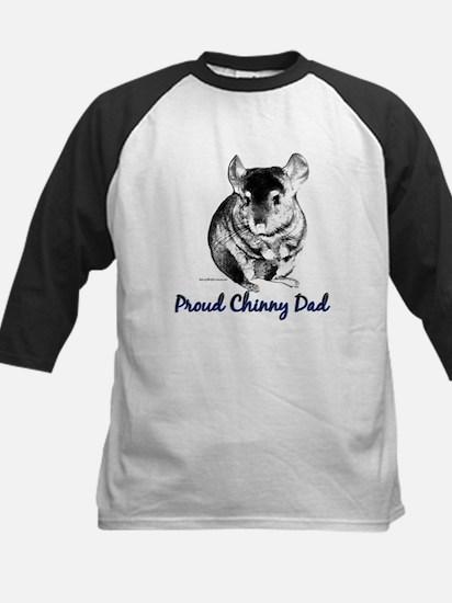 Chinny Dad Kids Baseball Jersey