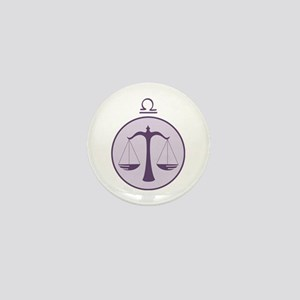 Libra Mini Button
