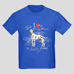 Dalmatian Kids Dark T-Shirt