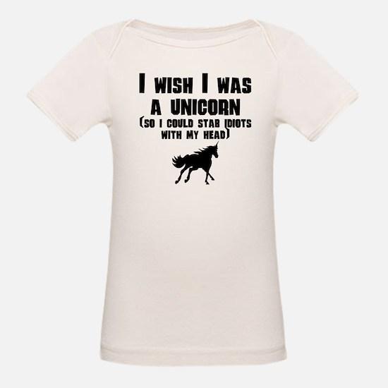 I Wish I Was A Unicorn T-Shirt
