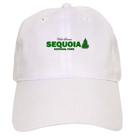 Visit Scenic Sequoia National Cap