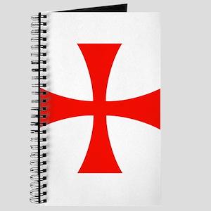 Knights Templar Cross Journal