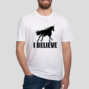 Unicorn I Believe T-Shirt