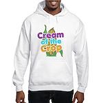Cream of the Crop Hooded Sweatshirt