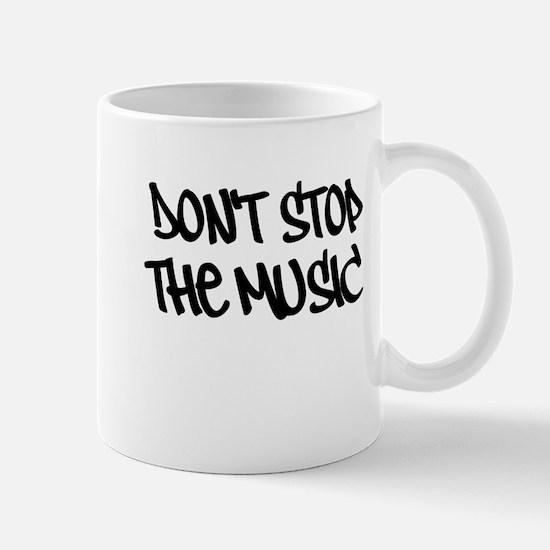 Dont stop the music | DJ graffiti Mugs