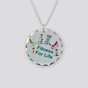 Fitness For Life Necklace