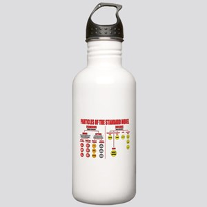 Particles Stainless Water Bottle 1.0L