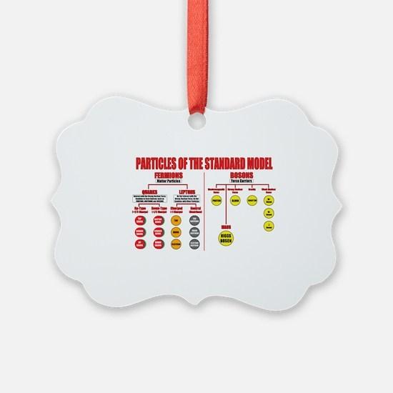 Particles Ornament