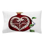 Pomegranate Heart Pillow Case