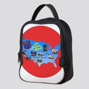 The Mother Road Neoprene Lunch Bag