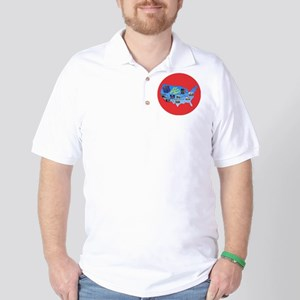 The Mother Road Golf Shirt