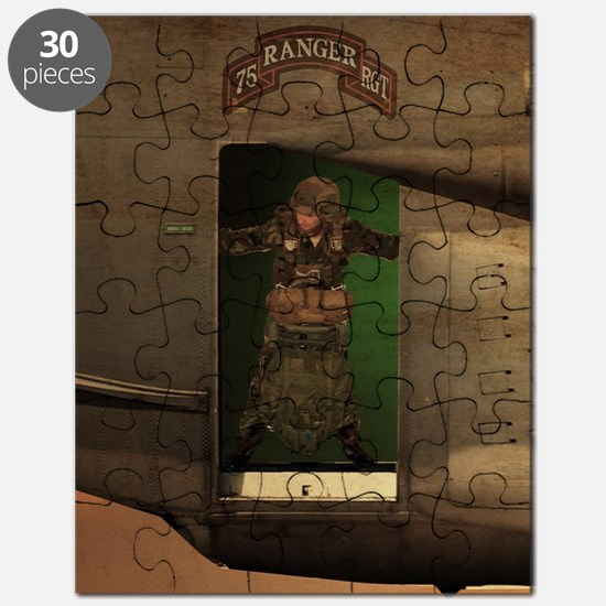Ranger Jumpmaster Puzzle