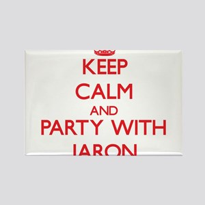 Keep Calm and Party with Jaron Magnets