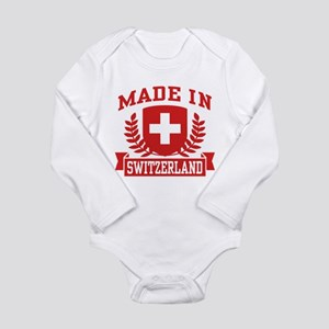 Made In Switzerland Body Suit