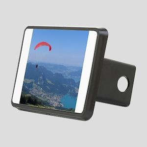 Paraglider in Austria Hitch Cover