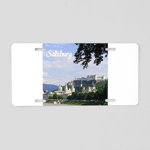 Salzburg souvenir Aluminum License Plate