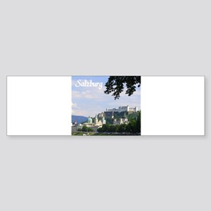 Salzburg souvenir Bumper Sticker