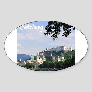 Salzburg souvenir Sticker