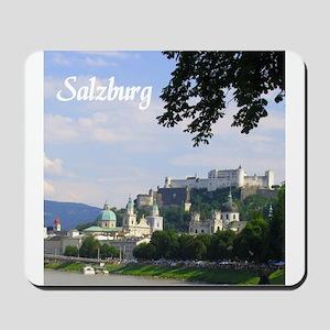 Salzburg souvenir Mousepad