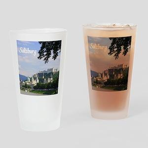 Salzburg souvenir Drinking Glass