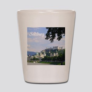 Salzburg souvenir Shot Glass