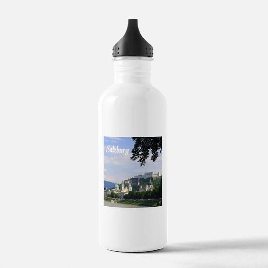 Salzburg souvenir Water Bottle