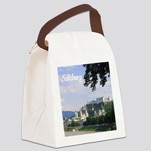 Salzburg souvenir Canvas Lunch Bag