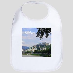 Salzburg souvenir Bib