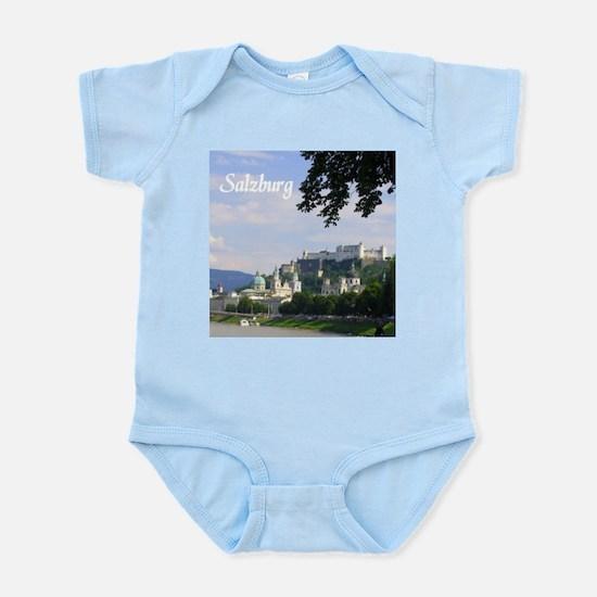 Salzburg souvenir Body Suit