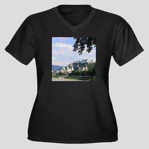 Salzburg souvenir Plus Size T-Shirt
