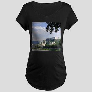 Salzburg souvenir Maternity T-Shirt
