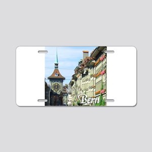 Bern Switzerland souvenir Aluminum License Plate