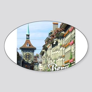 Bern Switzerland souvenir Sticker