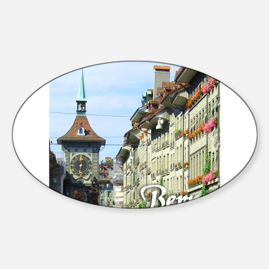 Bern Switzerland souvenir Decal